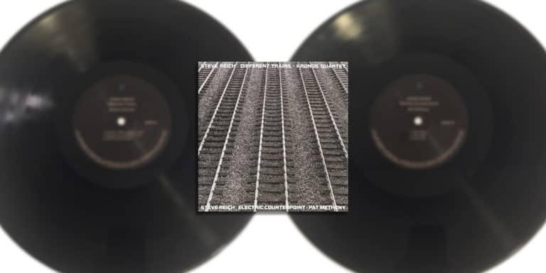 Different Trains Album Art