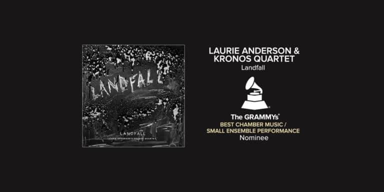 Landfall receives Grammy nomination