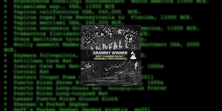 Landfall wins Grammy