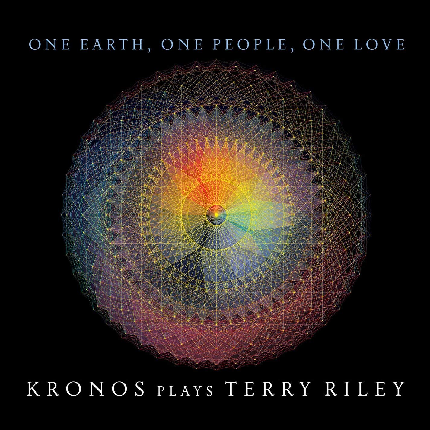 One Earth, One People, One Love: Kronos Plays Terry Riley (Box Set)