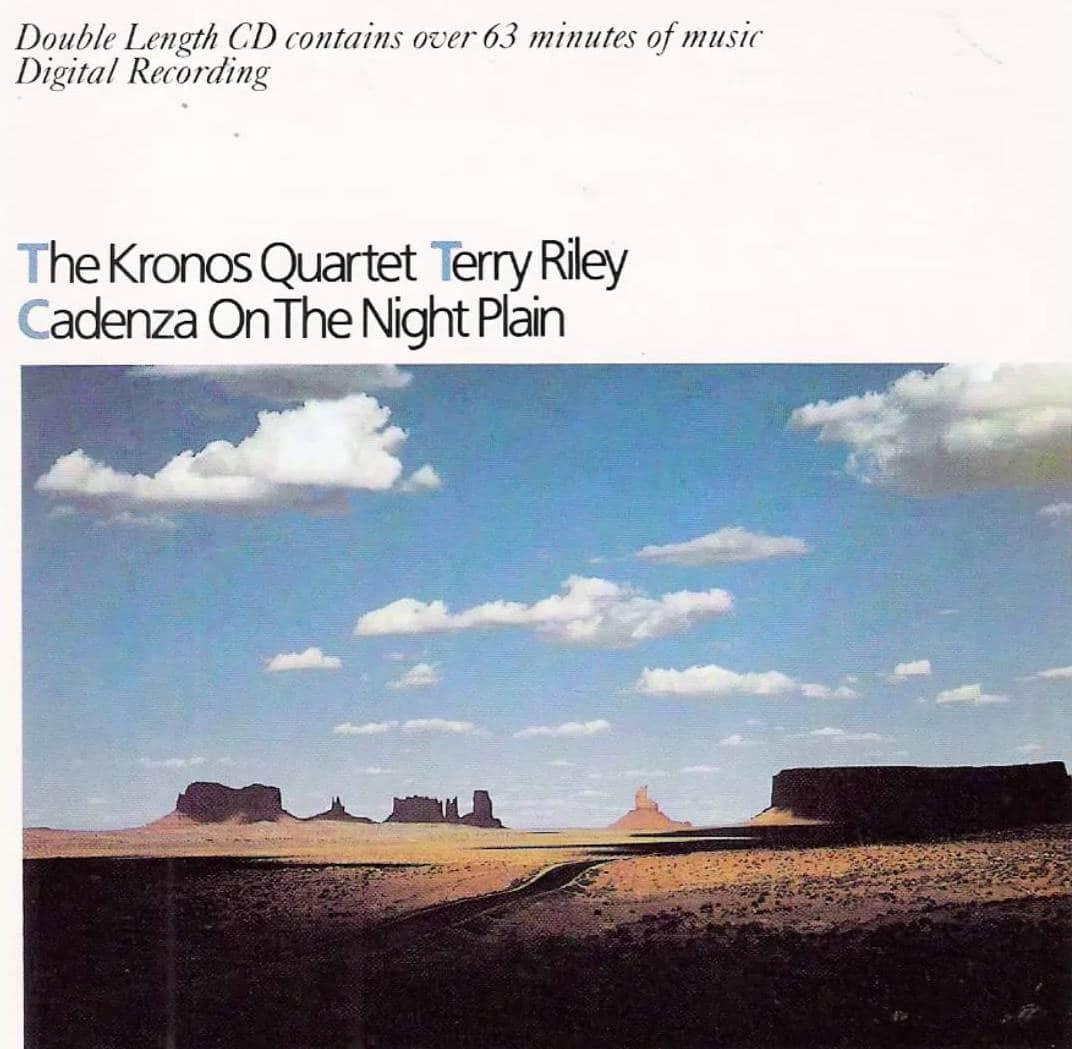 Cadenza on the Night Plain