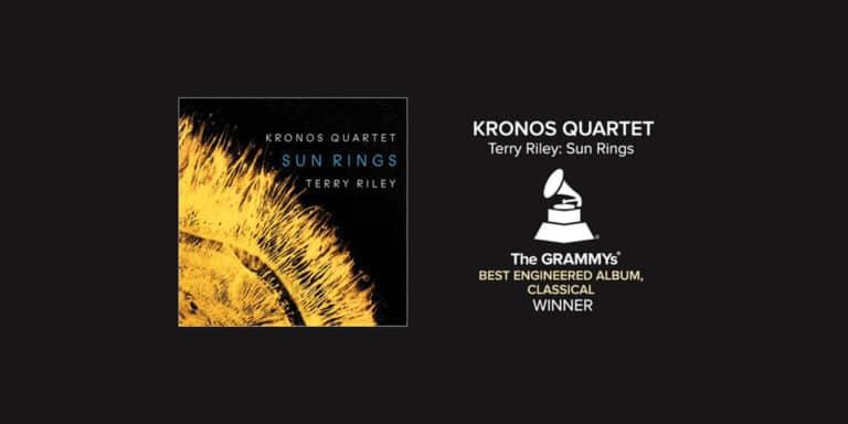 Sun Rings wins Grammy Award