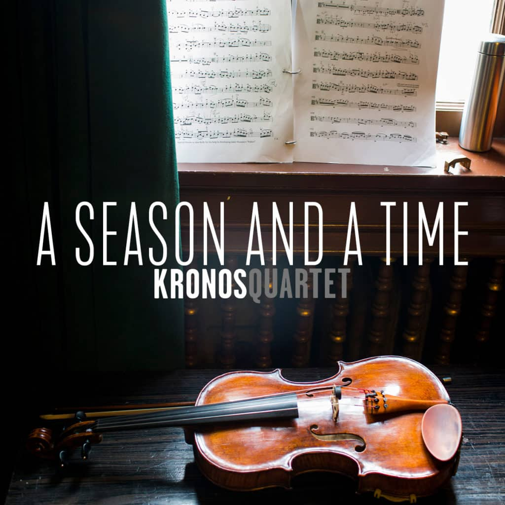 """A Season And a Time"" Spotify playlist cover image"