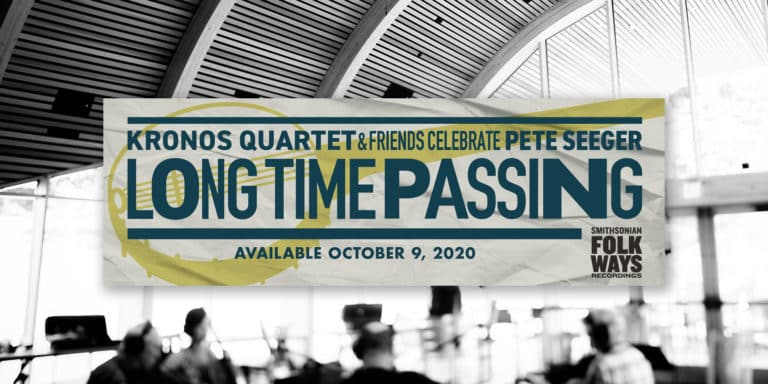 New album out now: Long Time Passing