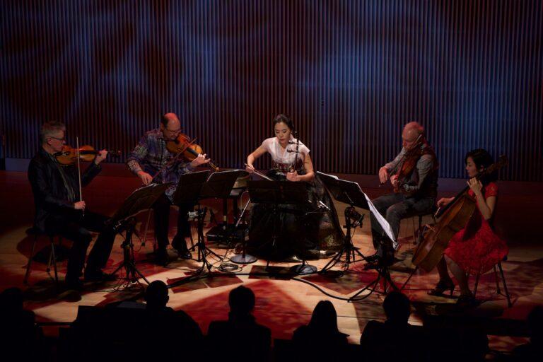 Kronos Quartet and Soo Yeon Lyuh