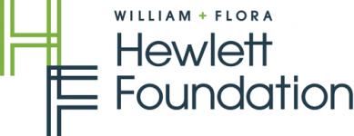 William and Flora Hewlett Foundation